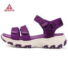 HUMTTO Female <b>Women's</b> Summer <b>Outdoor</b> Beach Sandals Shoes ...