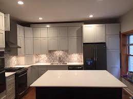 arctic white quartz. Arctic White Quartz Countertops On Cabinets ,