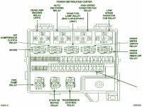 chevrolet colorado mk1 (2004 2012) fuse box diagram auto 2006 chrysler 300 ac relay location at 2006 Chrysler 300c Fuse Box Diagram