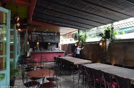 Outside Bar Havana Bar Grill Casual Dining And Drinking In Perennially