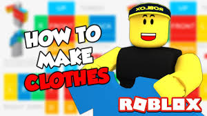 How To Make Shirts Roblox How To Make Your Own Roblox Shirt Easy