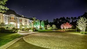 reasons to install lighting in a home landscape include waterfront landscape landscape lighting outdoor garden state parkway