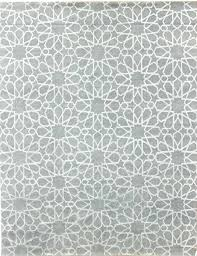 closeout rugs 6 x 9s gallery geometric pattern rug hand knotted in