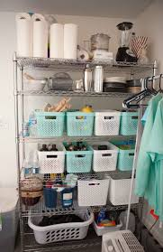 Kitchen Organization Small Spaces Laundry Room Organization Hacks For Small Spaces