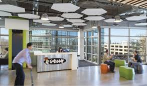 silicon valley office. Project By DES Silicon Valley Office S