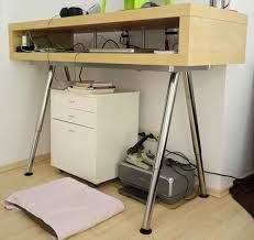 Ikea Standing Desk Galant My Using Design To Ideas