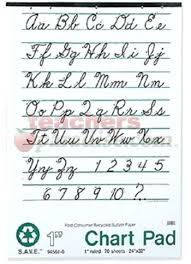 Chart Stands For Teaching Daily Schedule Pocket Home