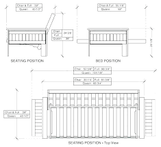 Measurements For A Queen Size Bed Increte Info