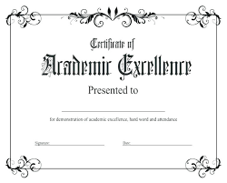 Free Award Certificate Templates For Students Free Printable Student Award Certificate Template Editable Quarterly