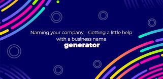 business name generators