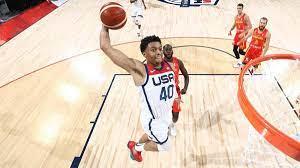 Team USA basketball: Keldon Johnson's ...
