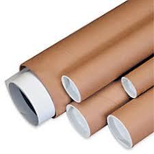 office depot brand kraft mailing tubes cardboard tubes