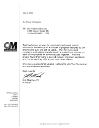 Letter Of Recommendation Mechanical Engineering Letter Of Recommendation Mechanical Engineering Rome