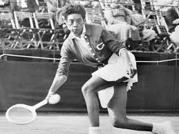 African-American Tennis Champion Althea Gibson Quotes