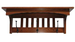 Mission Coat Rack CSL 100 yrs 34