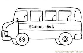 Small Picture Bus Coloring Page 11 Coloring Page Free Land Transport Coloring
