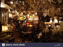 Antique Lighting Fixtures Philadelphia Antique Light Fixture Shop Stock Photos Antique Light