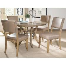 breakfast area cal dining table idea hilale charleston round wood and parsons dining