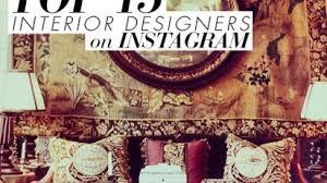 Top 15 Interior Designers On Instagram | StyleCaster