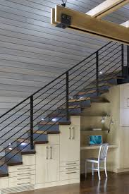 under stairs office. Custom House Construction Corp - Stairwell Home Office Under Stairs S