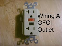 17 best images about electrical wiring cable home how to install a gfci outlet dyi gfci wiring made easy