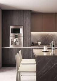 calacatta marble kitchen waterfall: whats in a name exploring todays most popular design styles modern