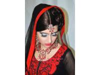 image of ignite hair beauty asian bridal makeup bradford