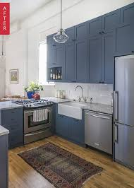 Before & After: A Park Slope Kitchen Looks Up  Sweeten | Apartment Therapy.