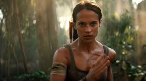 Uthaug For Fresh Tomb Raider Cast Alicia Vikander As Lara Cnet