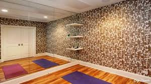 Small Picture Home Yoga Studio Design Ideas Yoga Rooms YouTube