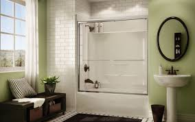 shower ilrious clawfoot tub conversion kit home depot