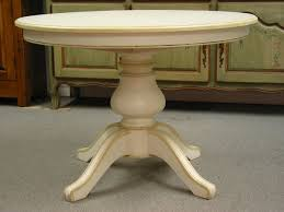elegant image of dining room design with round white dining table astonishing furniture for small
