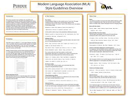 Mla Citation Guidelines Pdf Purdue Owl Mla Pdf Citation