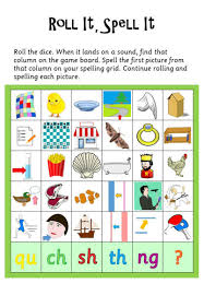 Worksheets that practice matching words containing the digraph/trigraph in question with a picture. Pin On Spelling