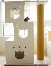 Diy cat playhouse House Diy Cat Tree Andreas Notebook Make Cat Playhouse Andreas Notebook