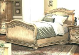 Rustic White Bedroom Sets Distressed King Bed Furniture – ourfreedom