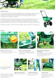 Scott Edgeguard Mini Spreader Settings Kapishhotels Co