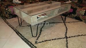 Table style Scandinave moderne للبيع في الدار البيضاء في الأثاث ...