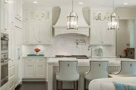 off white kitchen backsplash. Brilliant Backsplash White Herringbone Backsplash With Off Kitchen Cabinets Intended E