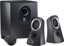 awesome computer speakers. logitech 2.1 computer speakers - add dynamic sub-woofer energy to your audio with awesome computer speakers r