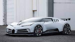 The french manufacturer of hyper sports cars now. 2020 Bugatti Centodieci Top Speed