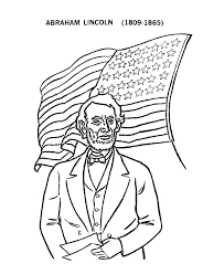 coloring pages of abraham lincoln memorial coloring page coloring page of lincoln