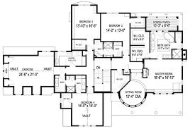 large family house floor plans