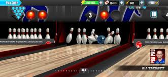 pba bowling challenge on the app