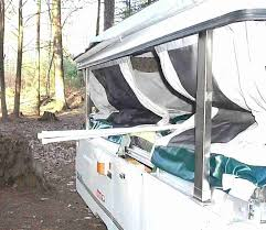 pop up camper canopy bytes bag awning parts for popup diy