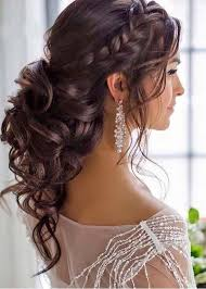 But sometimes costs have to be cut, time is short, and maybe you're even in a location where hair stylists are few and far between. Wedding Reception Hairstyles Trending In Indian Weddings Wedmegood