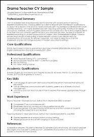 Excellent Cv Examples Student Teacher Resume Sample Resume Examples For Teachers Excellent
