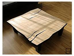 mstrf ad natural coffee table