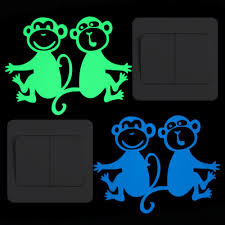 sticker glow in the dark wall decor sticker kid room bed wardrobe laptop diy decal wall stickers chandelier wall decal from plumer 22 48 dhgate