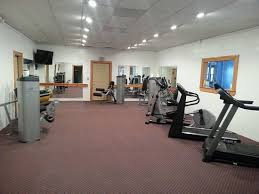 workout facility picture of crown